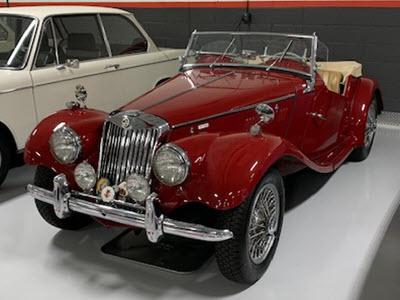 1966 MG MGTF 1500